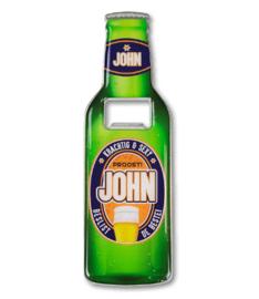 Bieropener John