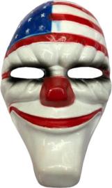 Masker USA Pvc