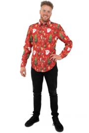 Kerst blouse