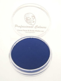 PXP waterschmink midden blauw 10gr