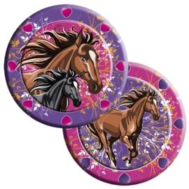 I love paarden bordjes