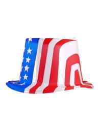 Amerikaanse hoed plastic
