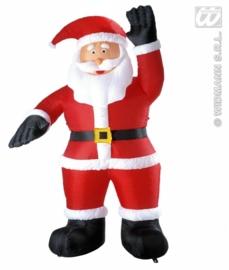 Mega opblaasbare kerstman 244cm