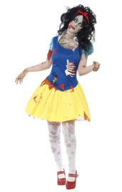 Zombie Snow Fright kostuum