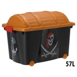 Verkleedkist piraat