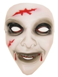 Zombie masker Vrouw