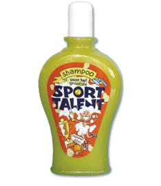 Shampoo fun sporttalent