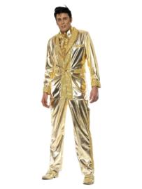 Elvis goud kostuum
