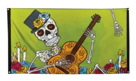 Gevelvlag day of the dead
