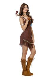 Sexy Indianen jurkje luxe