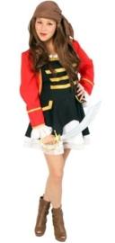 Queen of pirates jurkje op=op