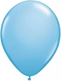 5 inch ballonnen blue