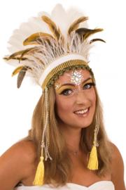 Veren hoofd tooi | Arapaho carnavalstooi