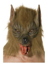 Bruin wolven masker Ultimate | Animals