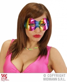 Oogmasker fidelio regenboog