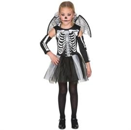 Skeletmeisje jurkje