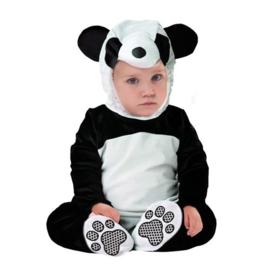 Baby panda kostuum