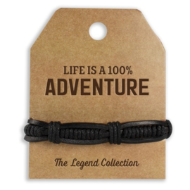 Armband - Adventure | Luxe