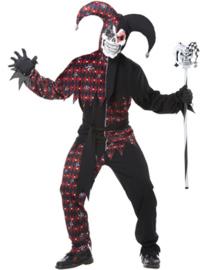 Sinister jester kostuum
