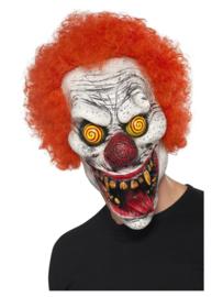 Twisted clown masker | Horror clown