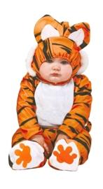 Tijgertje baby kostuum