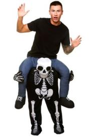 Carre me skeleton kostuum