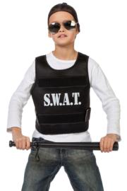 Swat vest easy kinderen