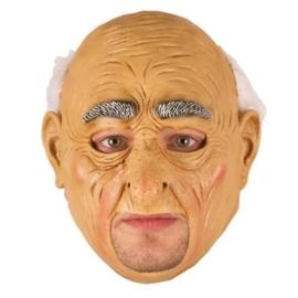 Rubber opa masker