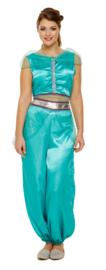 Arabische harem kostuum