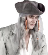 Pruik pirate | ghost