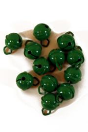 Belletjes groen