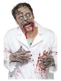 Zombie set Scary