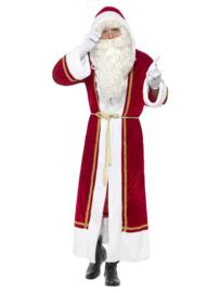 Luxe Kerstmannen mantel