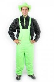 Tuinbroek groen OP=OP