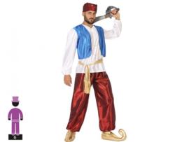 Sultan kostuum arab