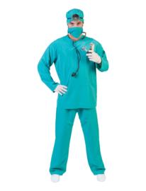 Chirurgen kostuum deluxe