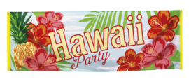 Gevel banner Hawaii