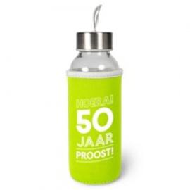 Waterfles - 50 jaar