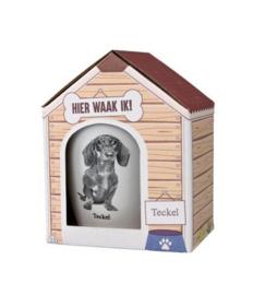 Dog mug - Teckel | Honden mok