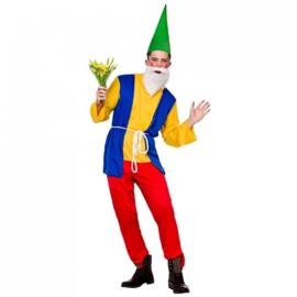 Kabouter kostuum