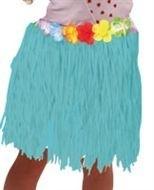 Hawai Rok 45cm Blauw
