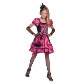 Can can jurkje pink