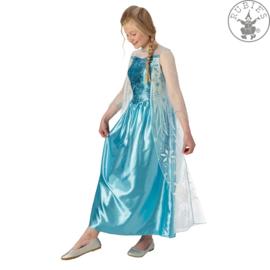 Elsa Frozen Classic jurk tiener