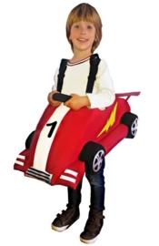 Stap in racewagen