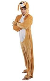 Honden kostuum plushe