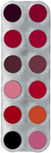 Lipstick / lippenstift palet 12 | pure LF