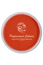 PXP waterschmink oranje 30gr