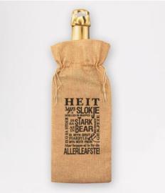 Bottle gift bag - Heit