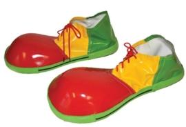 Jumbo clown schoenen