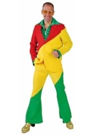 Disco kostuum Carnevale (op=op)